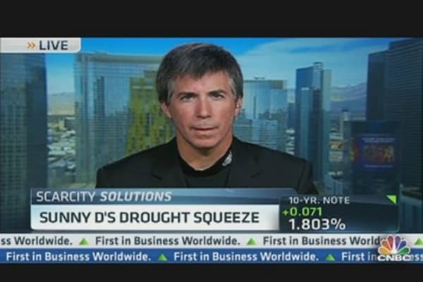 Sunny D's Drought Squeeze