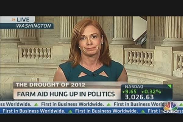 Farm Aid Hung up in Politics