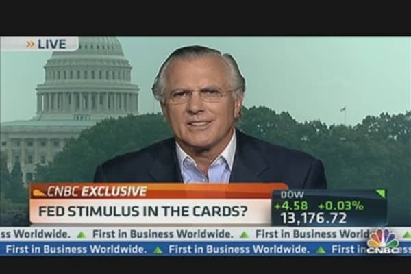 Fed Stimulus In The Cards?