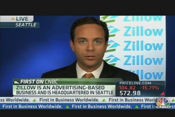 Zillow CEO Zeroes in on Earnings