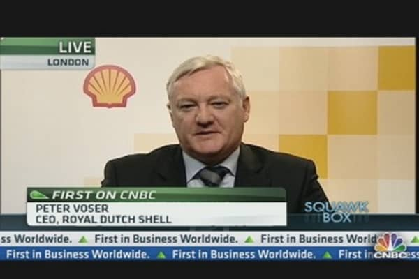 Shell CEO: We Had Concerns Over Cove Valuation