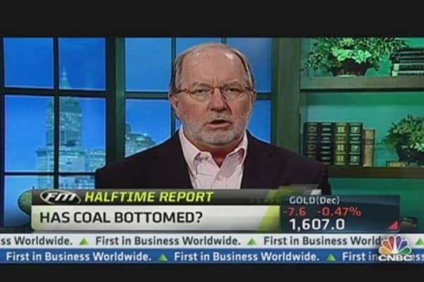Has Coal Bottomed?