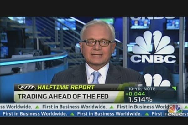 Is the Fed Out of Ammo?