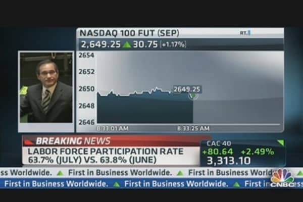Santelli: 'It Isn't Enough'