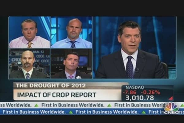 Worst Corn Yield in 6 Years Ripples Across Stocks