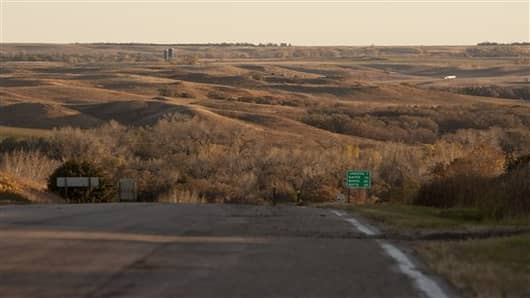 Nebraska Gov. Dave Heineman has approved a Keystone XL oil pipeline will avoid the state's environmentally sensitive Sandhills region. (AP Photo/Nati Harnik, File)