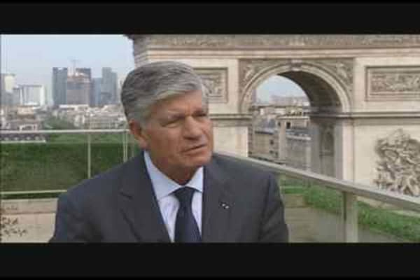 Maurice Levy, Publicis CEO