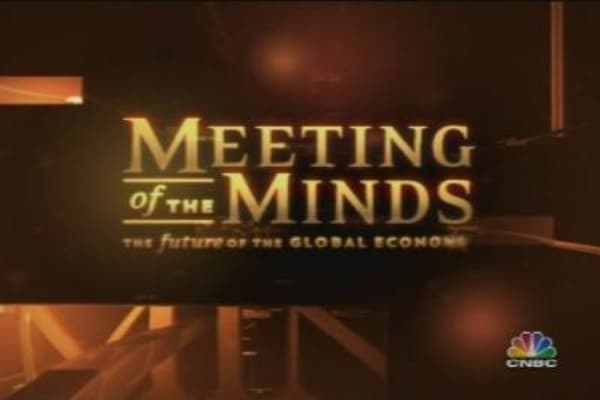 The Future of the Global Economy