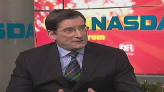 Robert Greifeld, Nasdaq OMX CEO