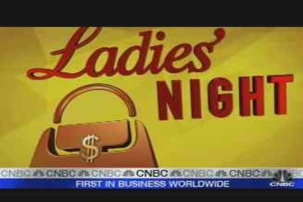 Cramer's Ladies Night