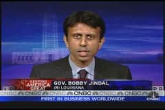 Gov. Bobby Jindal on '08
