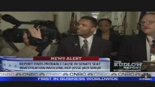 Jesse Jackson Jr. Investigated
