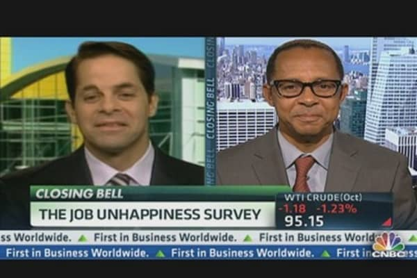 The Job Unhappiness Survey