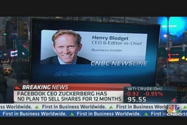 Facebook Employee Lockup