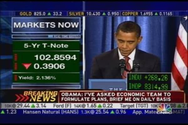 Obama on Economic Team