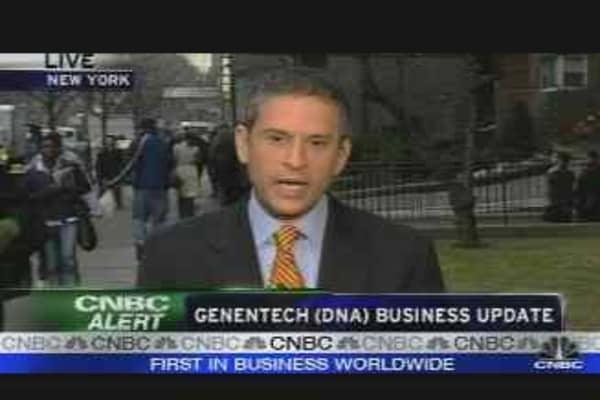 Genentech Analyst Meeting