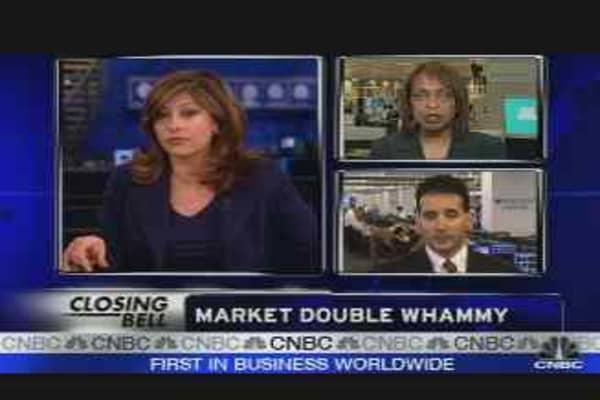Afternoon Market Update