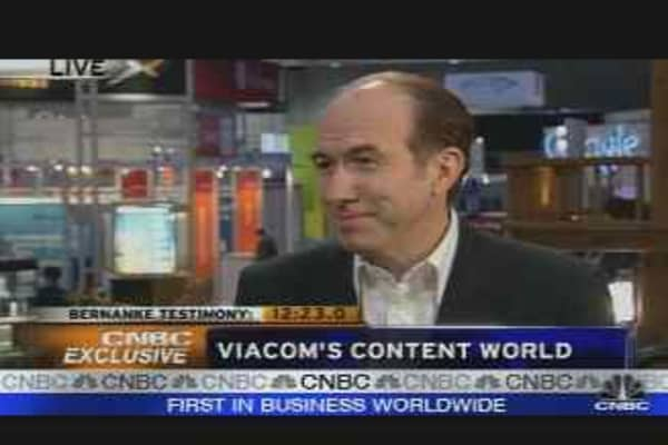 CNBC Exclusive: Phillippe Dauman
