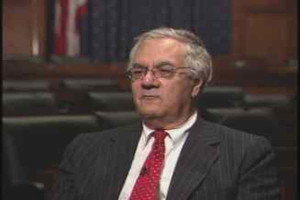 Barney Frank Interview, Pt. 2