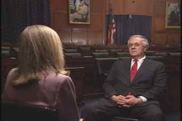 Barney Frank Interview, Pt. 3