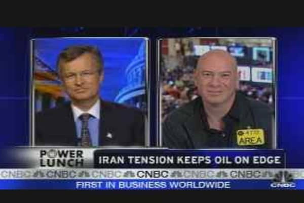 Who's Iran Really Hurting?