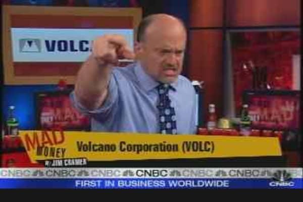 Volcano CEO