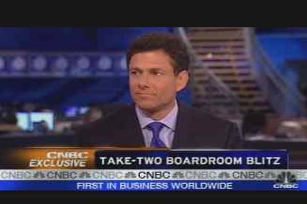 TTWO's New Boss
