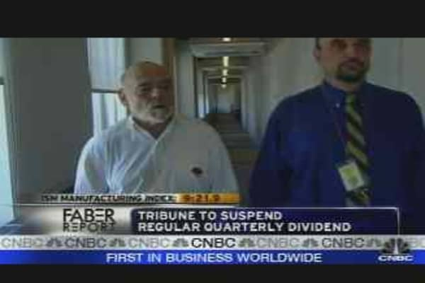 Tribune Accepts Buyout Offer