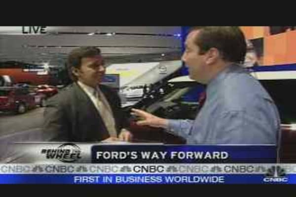 Ford's Way Forward