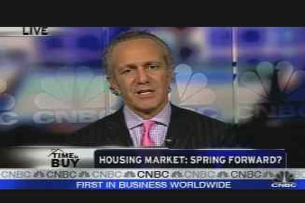 Housing Springs Forward?