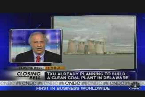 TXU Goes Nuclear