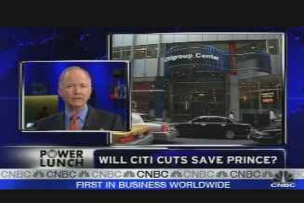 Citi Layoffs