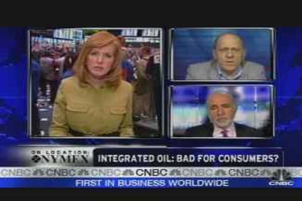 Integrated Oil: Bad for Consumers?