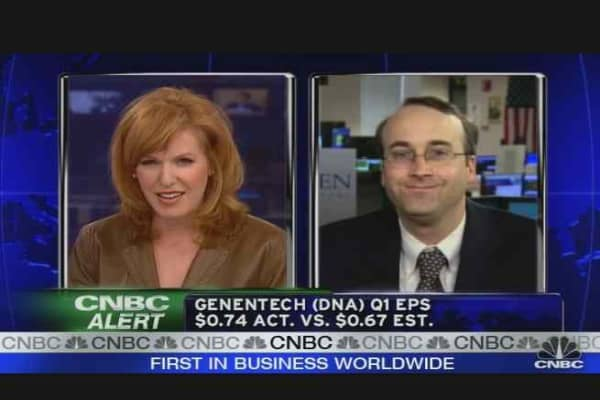 Genentech Earnings