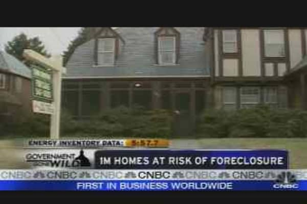 Realty Check: Subprime Borrower Bailout