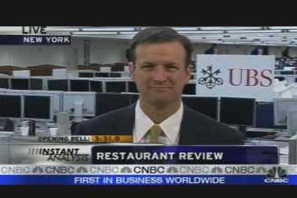 Restaurant Stocks