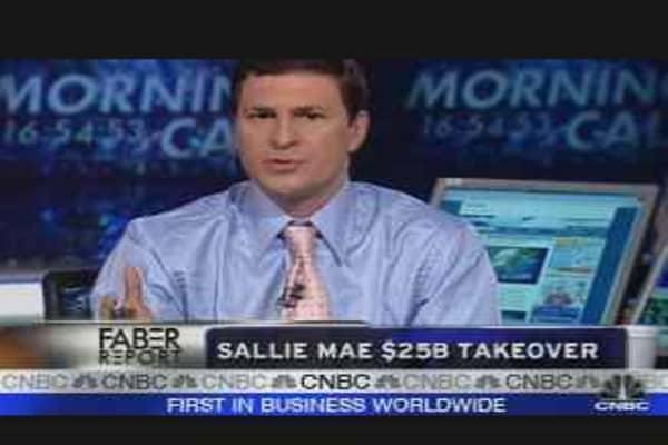 Sallie Mae LBO