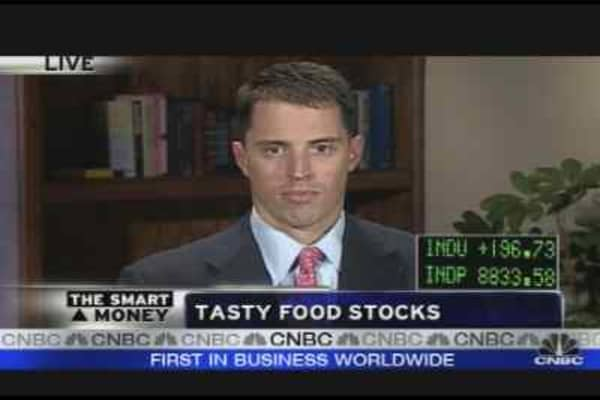 Tasty Food Stocks