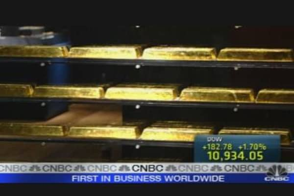 Paving Road to Retirement With Gold