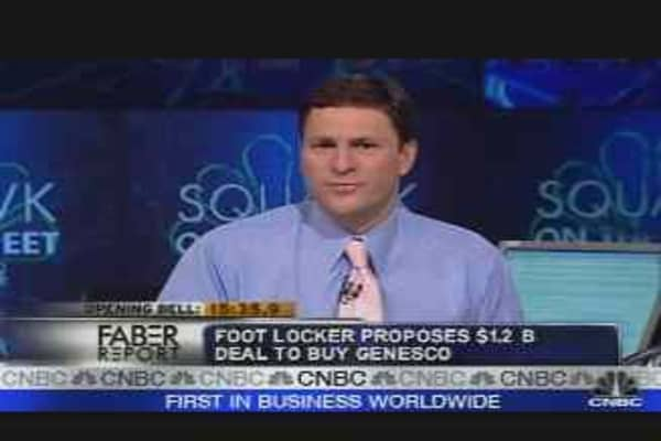 Faber Report: Foot Locker & Genesco