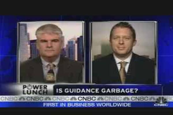 Guidance Garbage?