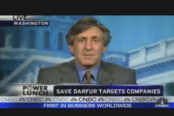 Save Darfur Campaign