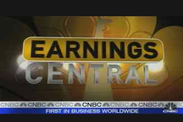 Afternoon Earnings