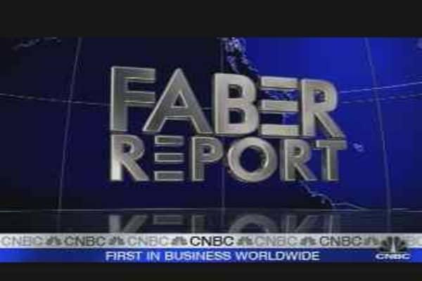 Faber Report: Dow Jones