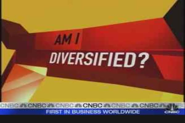 Am I Diversified?