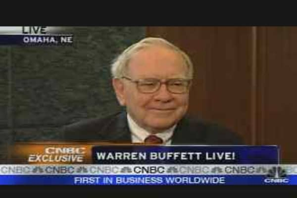 Buffett Speaks, Pt. 2