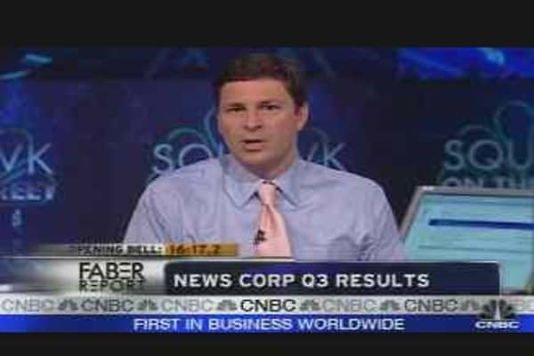 Faber Report: News Corp