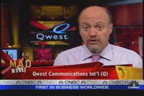 Qwest CEO