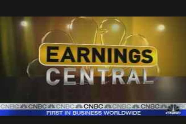 Earnings Central: Alcatel-Lucent