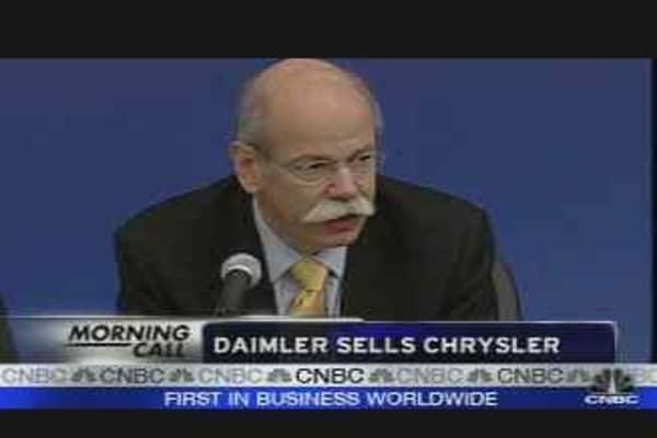 What's Next for Chrysler?
